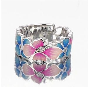 NEW Size 7 Beautiful Butterfly Ring